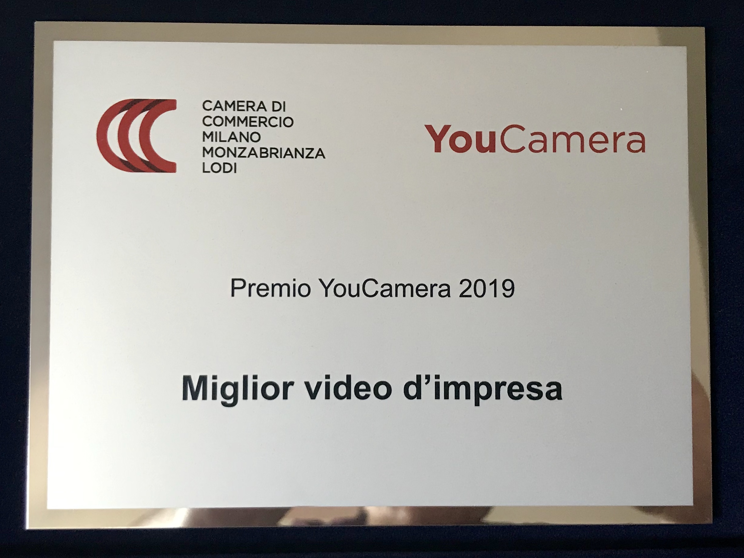 "KnowAndBe.live receives the 2019 ""YouCamera"" award for the best corporate video - Knowandbe.live"
